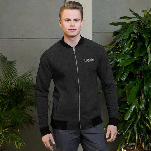 unisex-bomber-jacket-heather-black-5fd29
