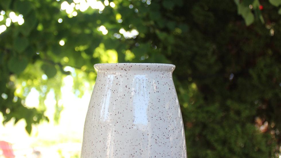 Large Vase - White