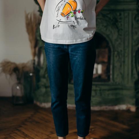 tarluc tshirt napoletana - babà