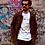 Thumbnail: T-shirt  Cannolo siciliano maniche corte - cotone organico