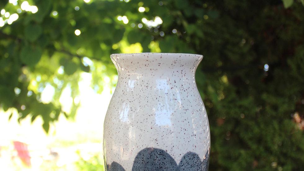 Medium Vase - B&W