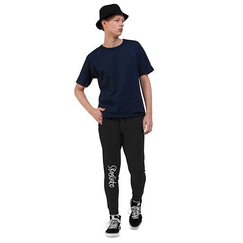 Pantaloni da Jogging Uomo Sportivi Fitness Cotone Slim Fit Allenamento