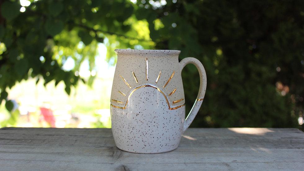 Golden Sun Mug - Large