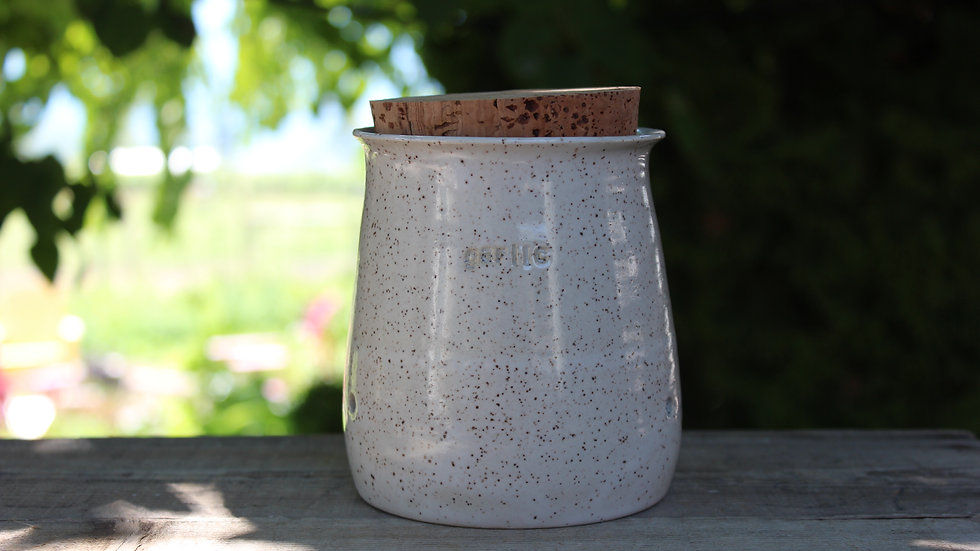 Garlic Canister