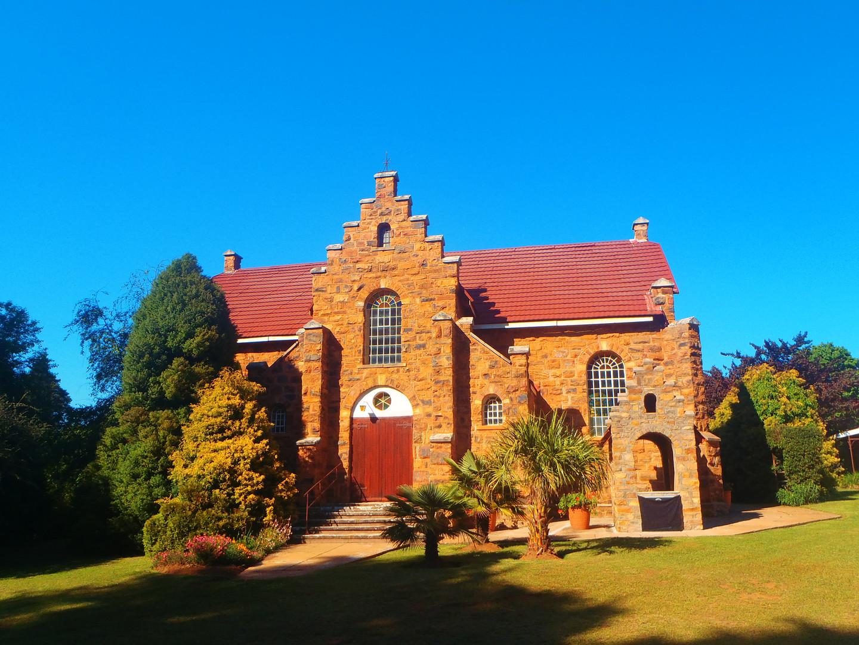 Dullstroom Stone Church