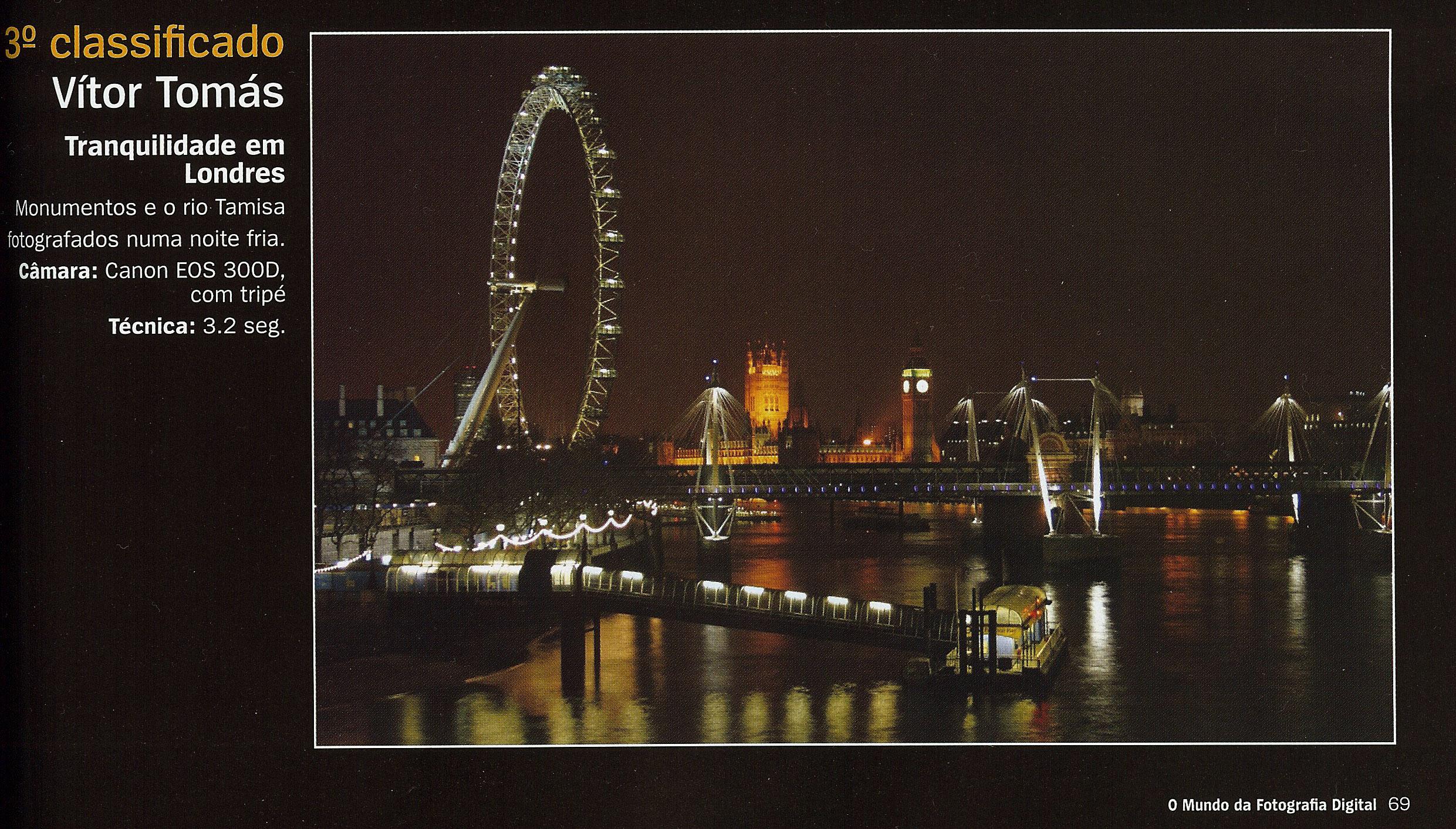 2005 Revista MFDigital - Foto premiada Londres