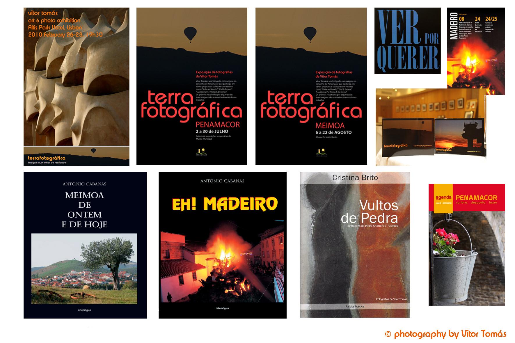 Pub exposições-livros