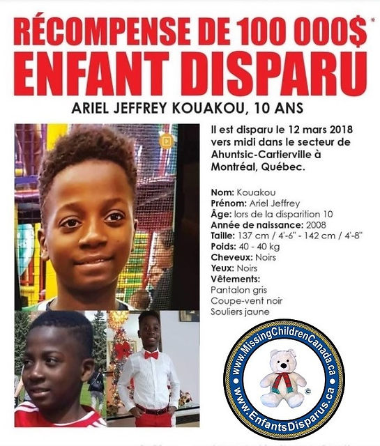 Affiche-Disparition-Ariel-Jeffrey-Kouako