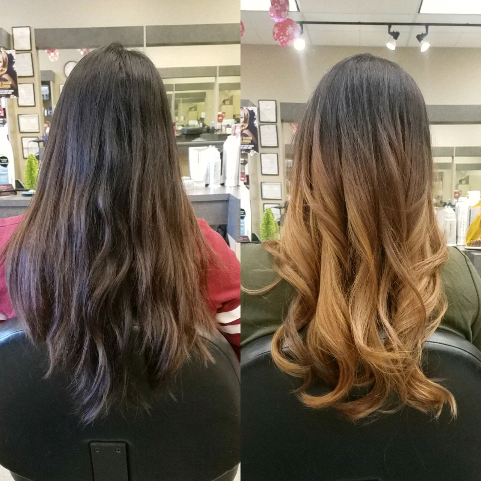 Mocha ombre ariel ash beauty hair stylist makeup port create your wix site you can do it yourself start now mocha ombre solutioingenieria Gallery