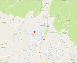 Map of Horndean