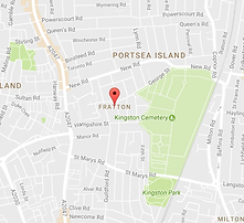 Map of Fratton