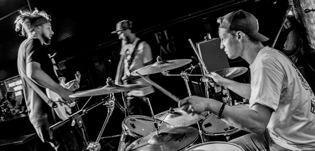 Band: April Blue @ O'Neill's Live Music Venue