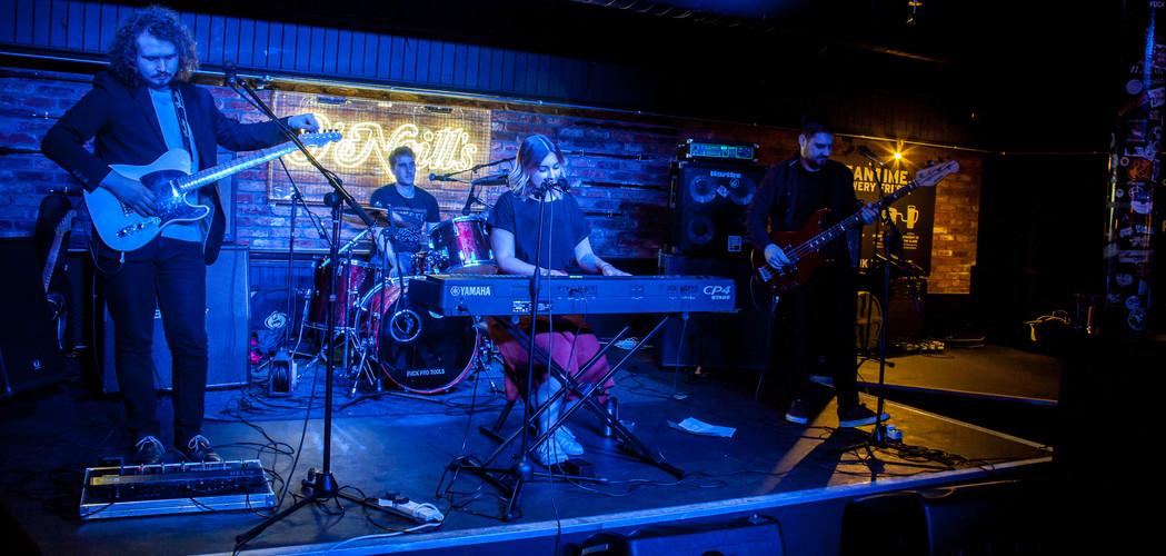 Band: Lunasun @ O'Neill's Live Music Venue