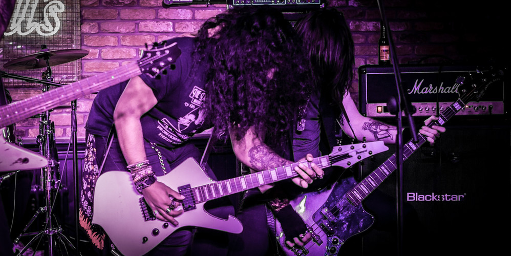 The Wicked Jackals Live