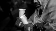 Street Life 08 - Project 1x1 - Starbucks with a friend