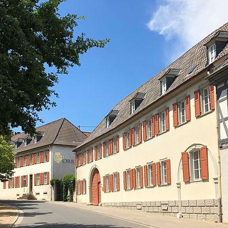 Weingut J.G. Orb in Westhofen