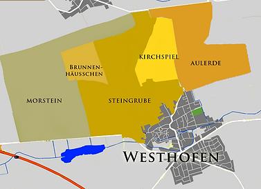 Lagenkarte Westhofen