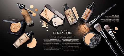sephora creative 'art direction' 'sarah flood'