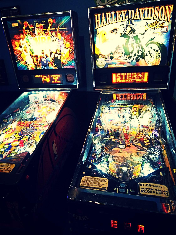 More Pinball Machines