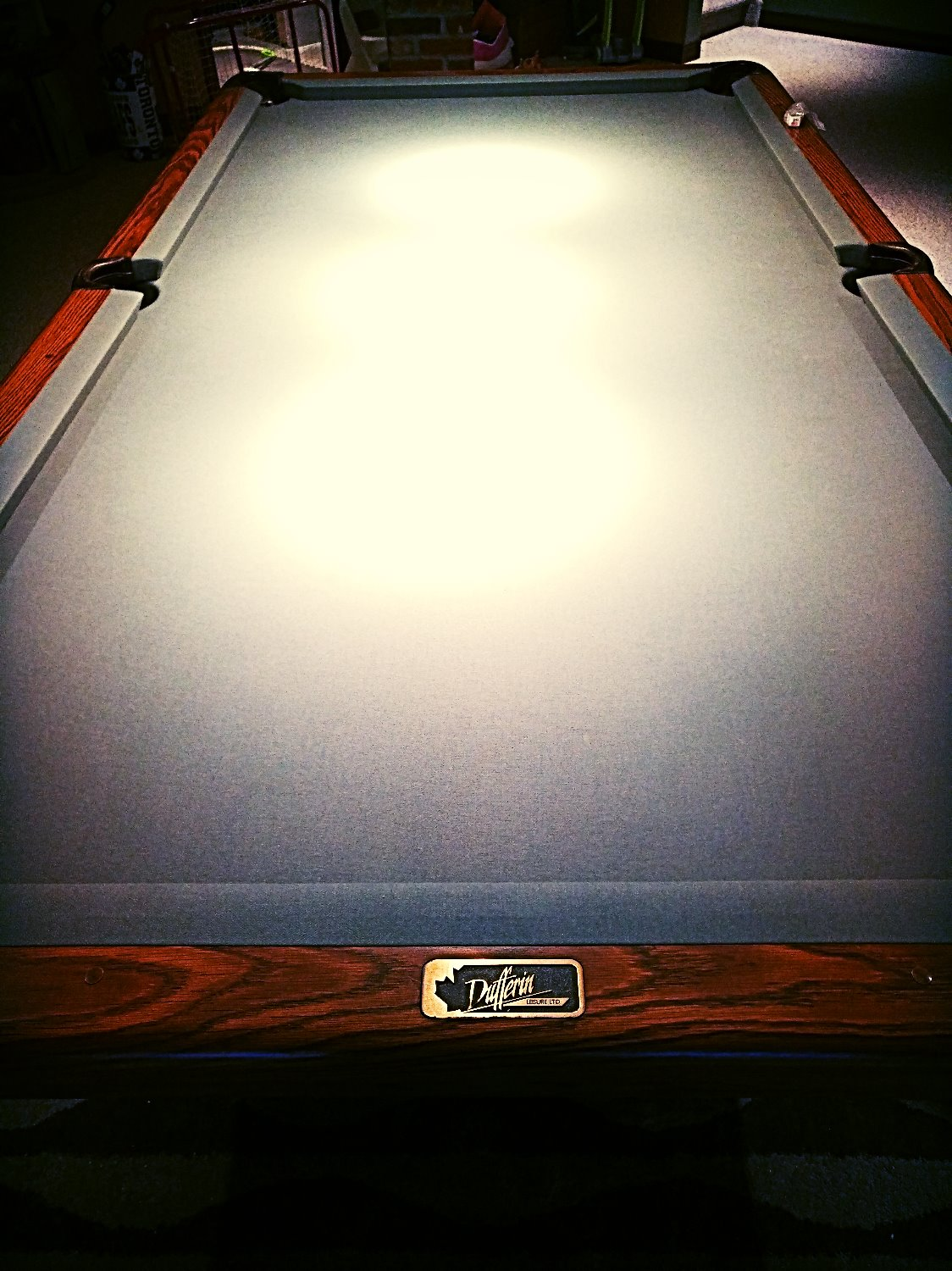 Home Pool Table