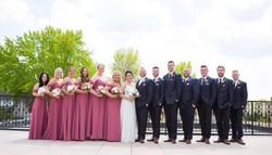 Kristin Blake Wedding Party