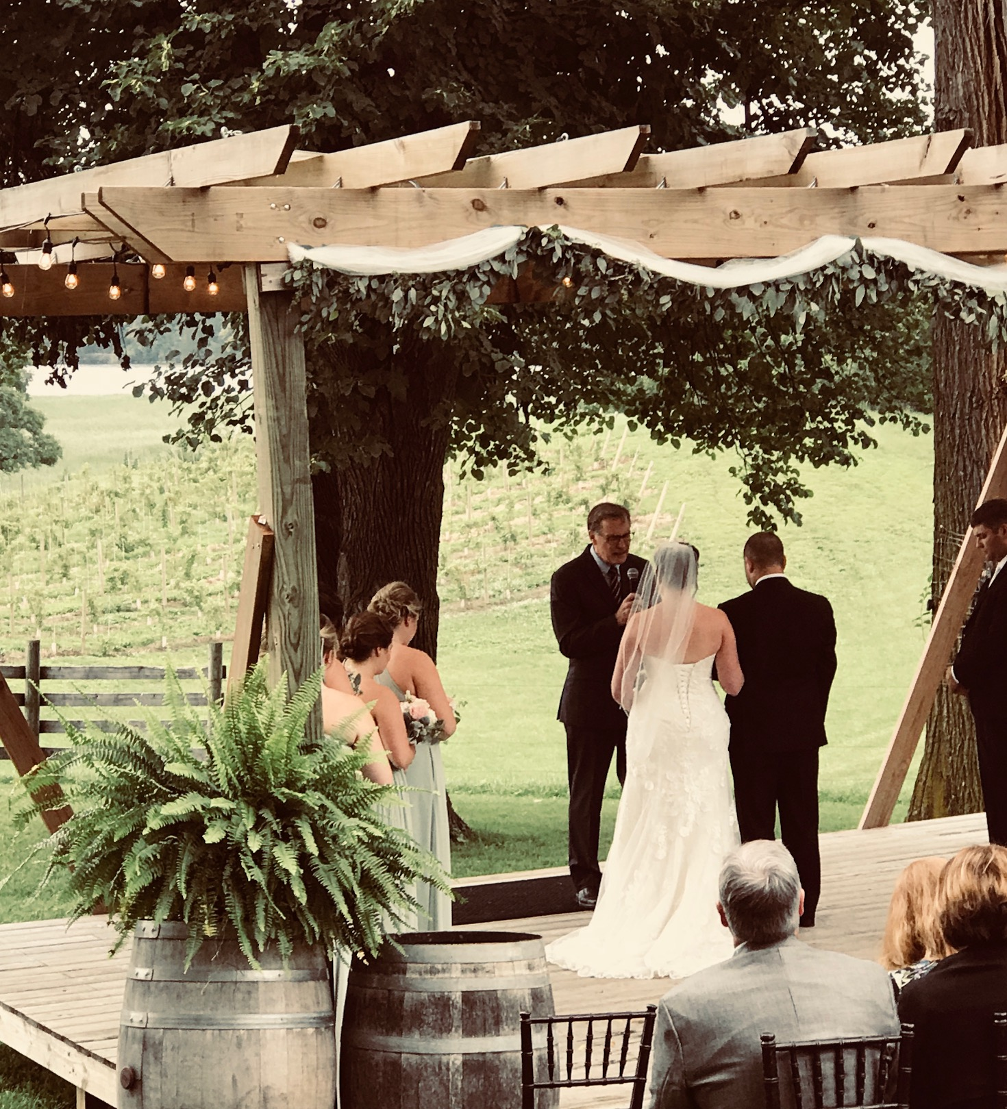 Say I DO in the vineyard