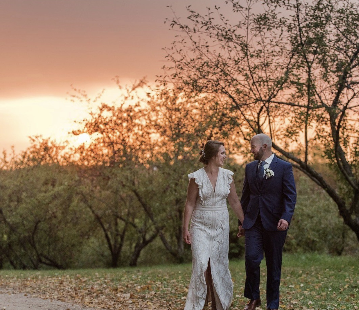 Love on Fire - Golden Hour Micro Wedding
