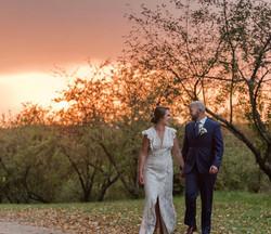 Love on Fire - Golden Hour Micro Wedding
