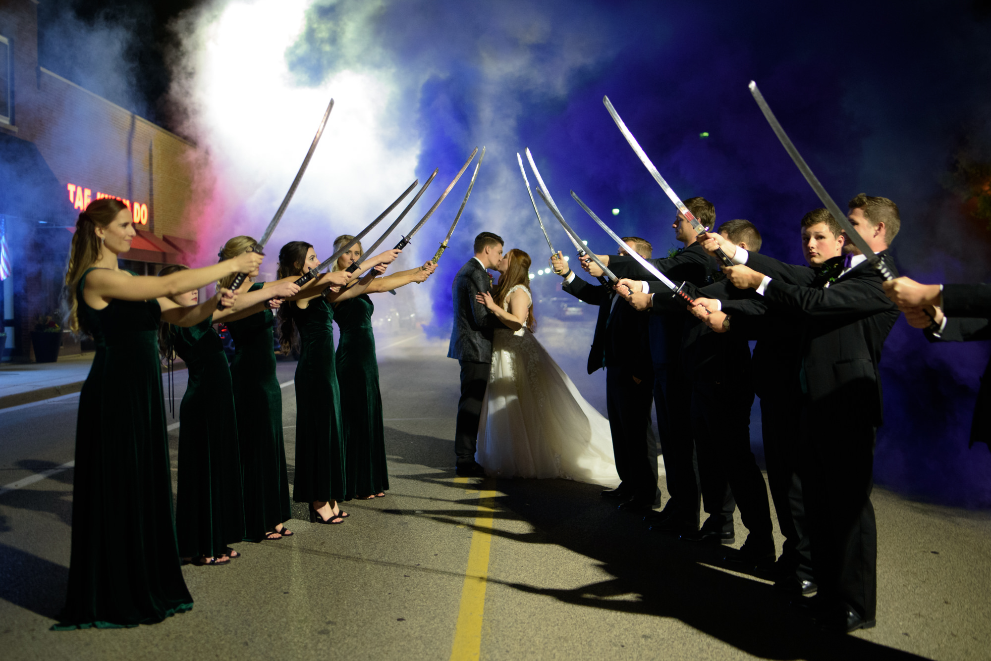 Smoke Bombs and Swords Fantasy Sendoff
