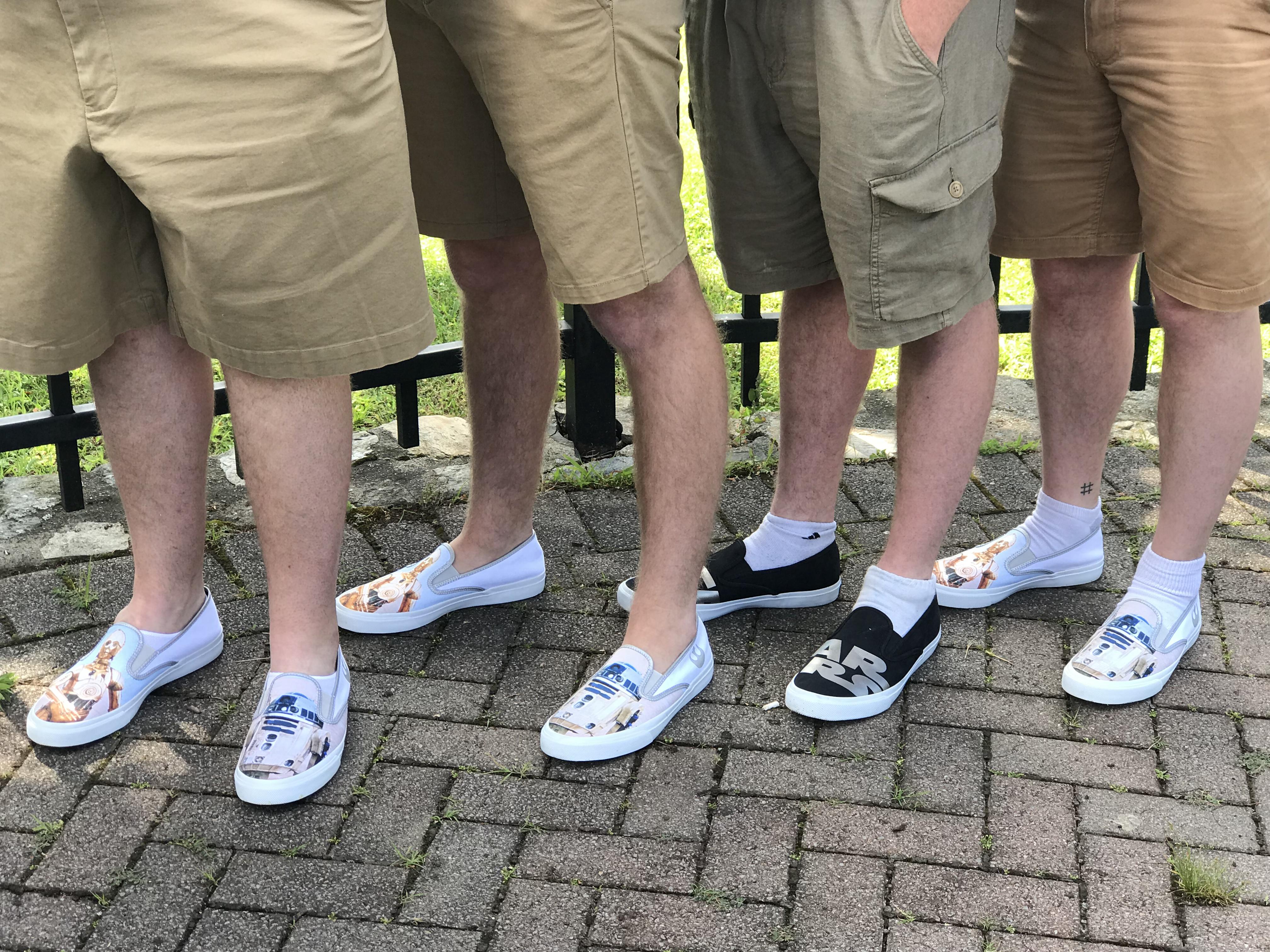 Groomsmen Footwear