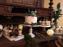 Vintage Boho Dessert Table