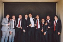 Mark and the boys