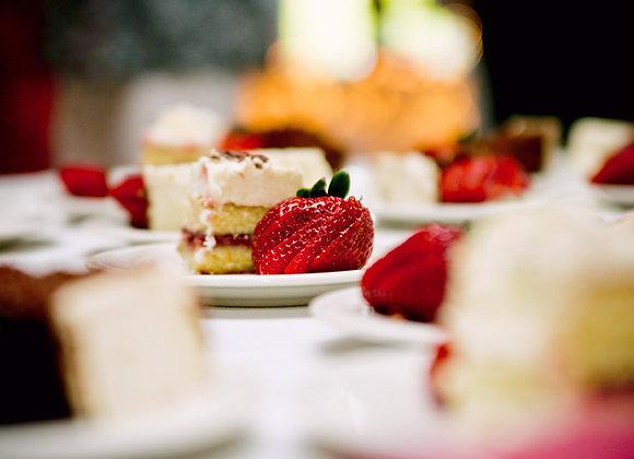 Mini Cheesecakes & Pies