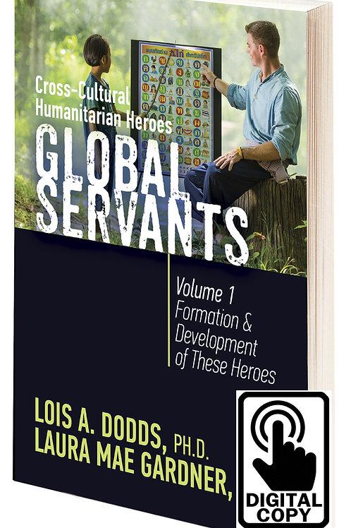 Global Heroes Vol 1 DIGITAL