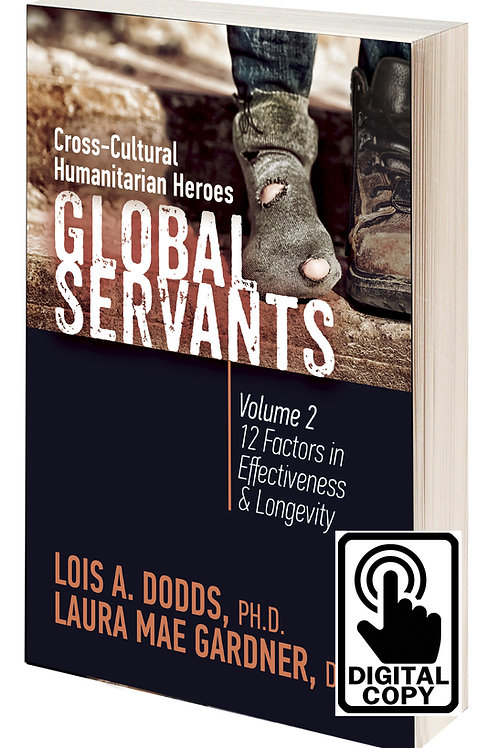 Global Heroes Vol 2 DIGITAL