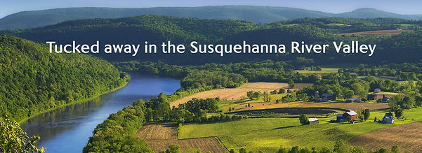 Susquehanna River area, home of Heartstream Resources