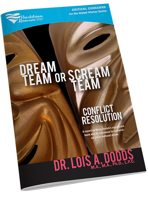 Dream Team or Scream Team: Conflict Resolution