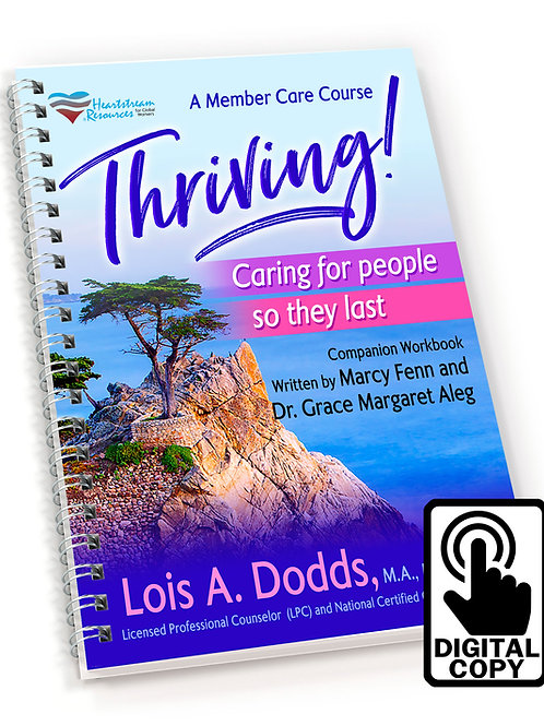 Thriving 2: Caring for People so They Last Workbook DIGITAL