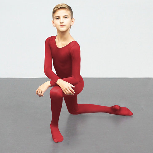 Boy's Long Sleeves Unitard #1605 Sale