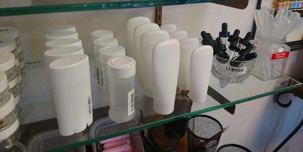 Plastic Containers 2