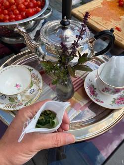 more tea time