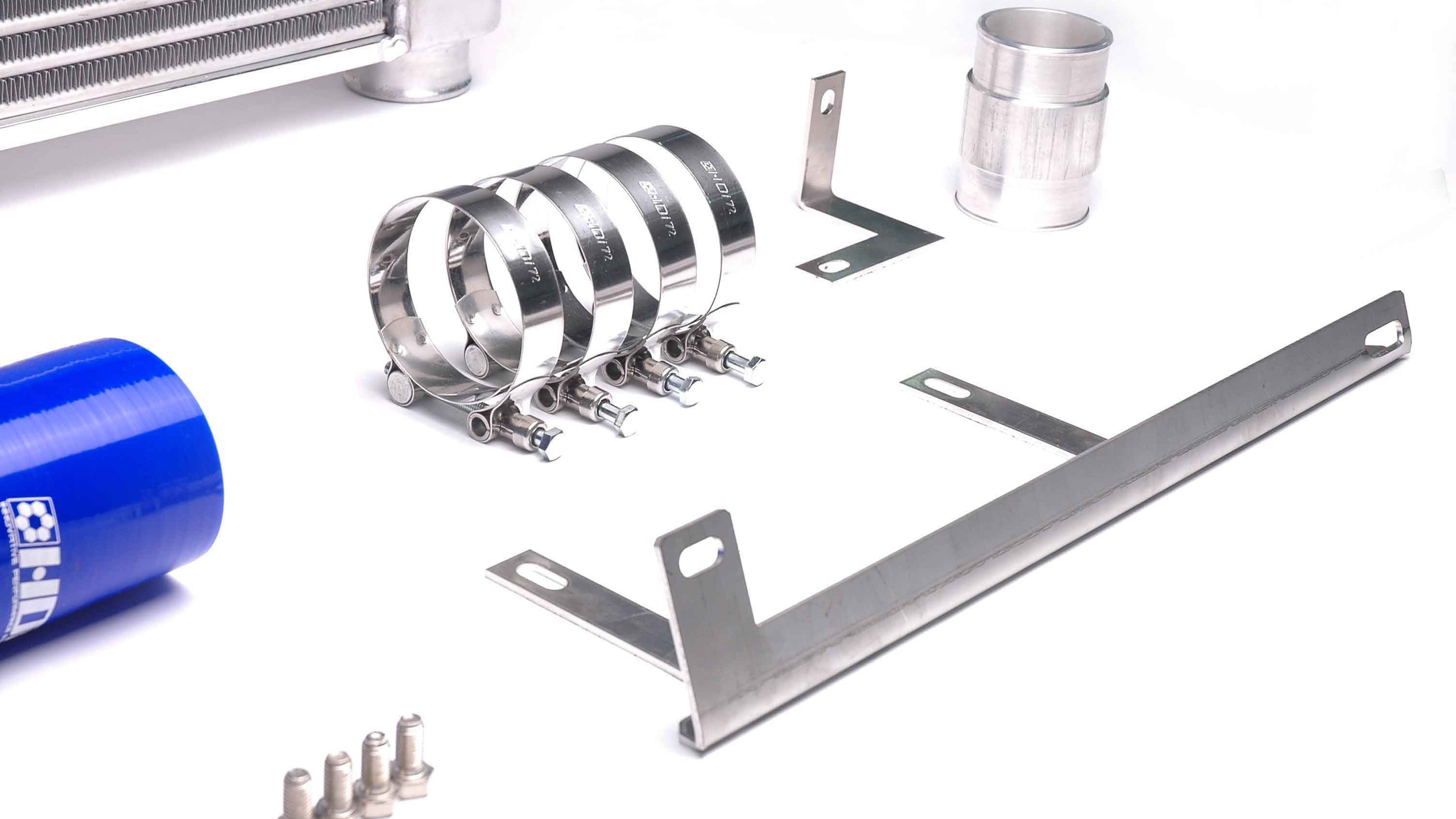 HDi Hiace GT2 Intercooler Kit4