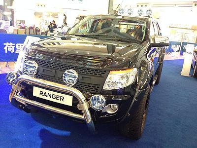 Ford Ranger Rocky style Bull Bar RAG-BB007