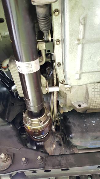 HDi Ford Ranger px1,2,3 & Mazda BT-50 Intercooler kit &ATF cooler kit-10