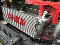 HDi Ford Ranger intercooler kit inst