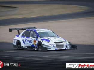 Congratulations to Team Escort Japan at the world time attack Australia round