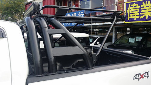 Ford Sprot Roll Bar with Rack