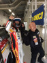 Congratulate to Team Escort Japan sets a New Lap record Jan 2021