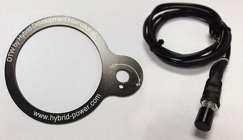 HDi boost gauge mounting bracket