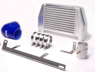 HDi Hiace GT2 Intercooler Kit